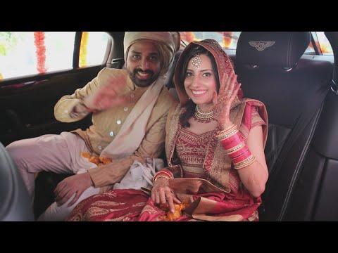 Joyful Sikh Wedding \\ Malaysia Bollywood Star // Dharmesh + Jasveen