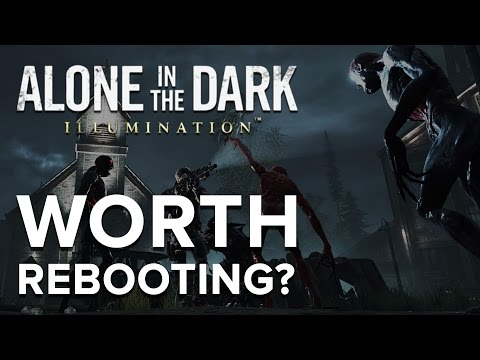 Alone in the Dark: worth rebooting? - Alone in the Dark: Illumination preview