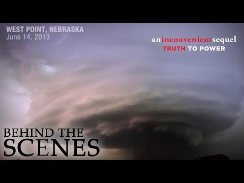 AN INCONVENIENT SEQUEL: TRUTH TO POWER | Following Al | Official Behind The Scenes