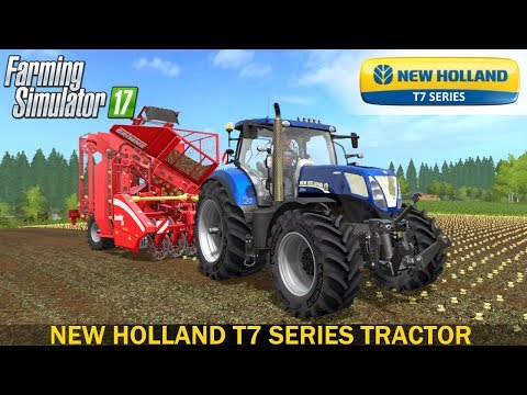New Holland T7 290/315/CHIP v2.1.0