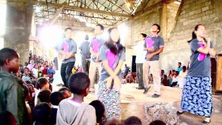 We Are The Reason Christian Body Worship: Ethiopia Cfc Team 2011