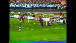 Palmeiras e Vitória se enfrentaram na final nacional de 1993. Enquanto que o Palmeiras era um time forte e milionário, o Vitória...