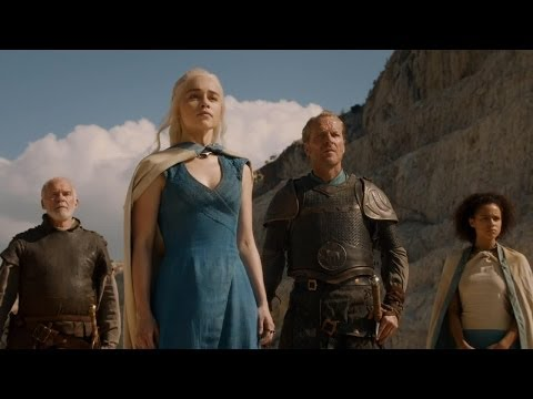 0 Game of Thrones   Season 4 Trailer | Video