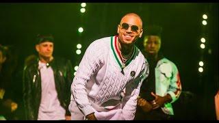 "Chris Brown performs ""Kriss Kross"" & ""Party"" at Drai's Nightclub"