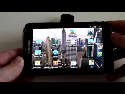 Video of 3D New York Live Wallpaper