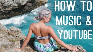 Video HOW TO USE MUSIC ON YOUTUBE - COPYRIGHT FREE VIDEOS MP3, 3GP, MP4, WEBM, AVI, FLV Agustus 2018
