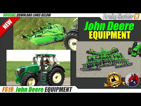 John Deere HX15 Batwing Mower v1.0
