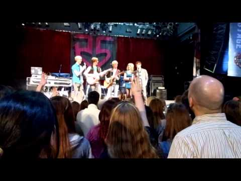 R5 VIP Soundcheck Q&A Session - House Of Blues Cleveland 04/04/2013 (видео)