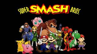 Super Smash Bros. 64: Games that scare you for no apparent reason