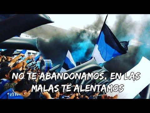 EN LAS MALAS TE ALENTAMOS | GALLOS VS LEON J8APER2017 | MUY GALLOS - La Resistencia Albiazul - Querétaro