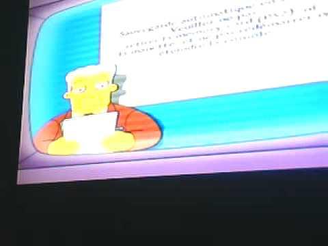 Les Simpson : Le Jeu Playstation 2