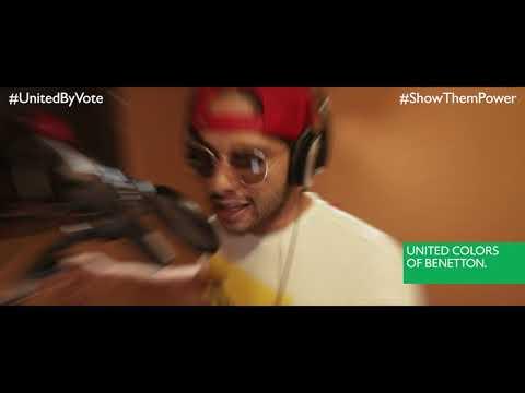 #UnitedByVote Rap Song by Siddhant Chaturvedi видео