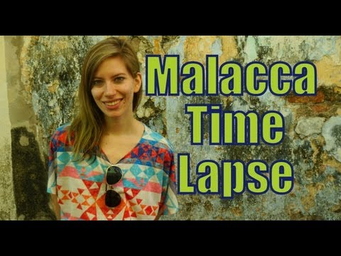 VIDEO: Malacca Time-Lapse