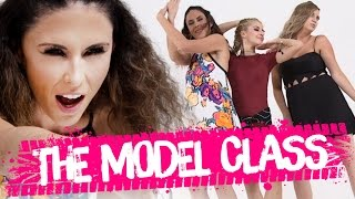 The Model Bootcamp (Beauty Trippin) by Clevver Style