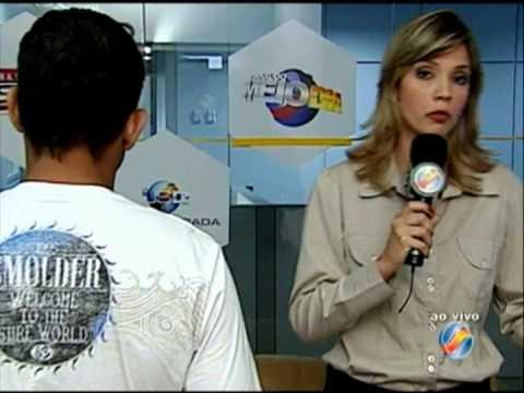 GOIÂNIA | Acusado de ser o serial killer foi solto na semana passada e concedeu entrevista a Tv