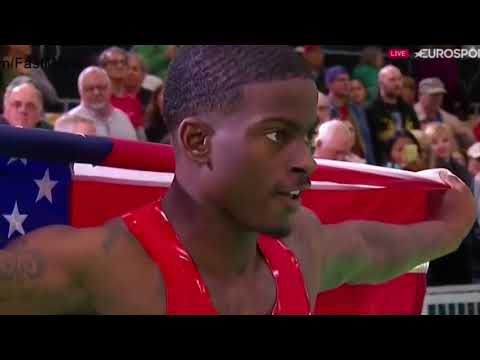Trayvon Bromell - 2017 - Sprint Montage - Destined For Greatness (HD)