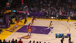 1st Quarter, One Box Video: Los Angeles Lakers vs. Indiana Pacers