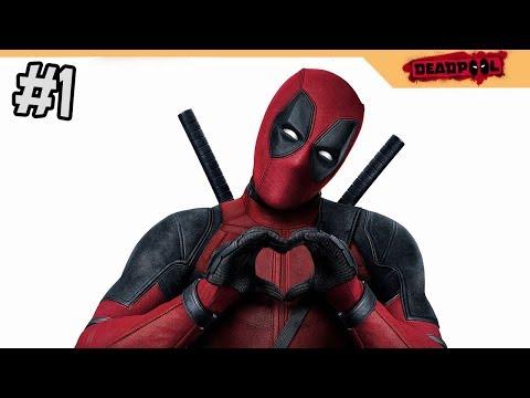 ВСТРЕЧАЙТЕ ДЭДПУЛ - Deadpool прохождение #1