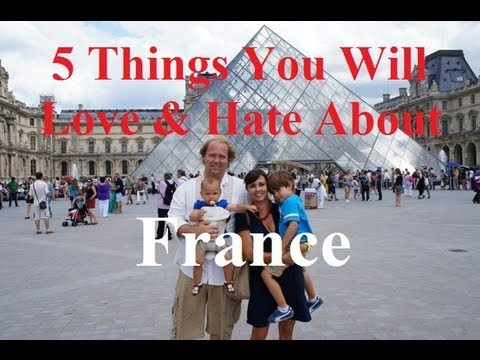 france - http://www.woltersworld.com France is an amazing country to visit. It is full of amazing chateaux and museums, great food and incredible atmosphere, but ther...