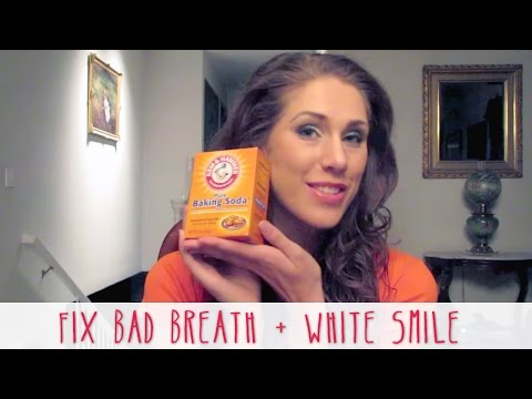 How To Whiten Teeth + Fix Bad Breath + White Smile! (Talk'n Tuesdays)