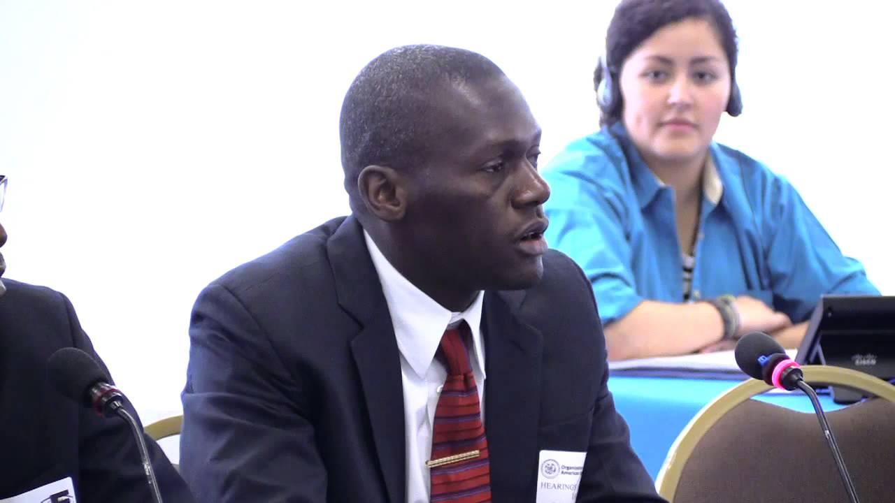 Situaci�n del derecho al acceso a la informaci�n en Hait�