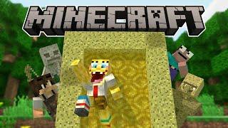 Video If A Sponge Dimension Was Added - Minecraft MP3, 3GP, MP4, WEBM, AVI, FLV Juli 2017