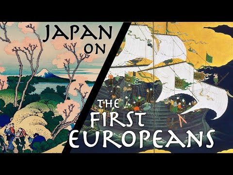 Japanese Historian Describes the FIRST European Encounter