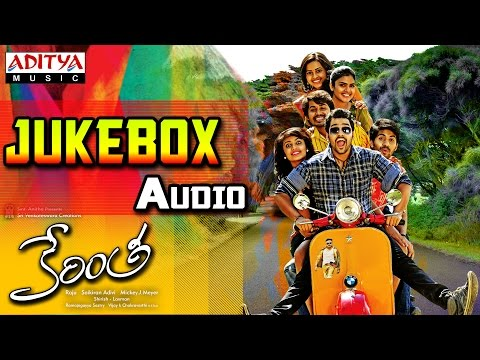 Kerintha Telugu Movie Full Songs – Jukebox