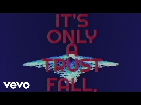 Trust Fall Lyric Video