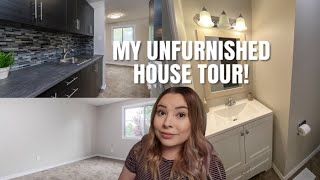 My (sort of) Empty NEW House Tour! by Emma Lynne Sampson