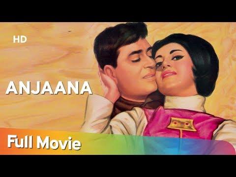 Anjaana (HD) (1969) Hindi Full Movie  Rajendra Kumar   Babita   Pran   Prem Chopra