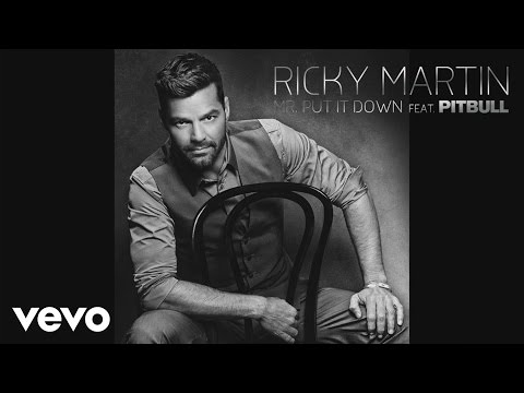 Ricky Martin - Mr. Put It Down ft. Pitbull (Cover Audio)