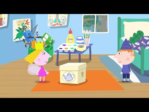 Ben and Holly's Little Kingdom   Season 1   Episode 6  Kids Videos