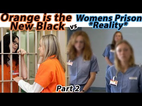 OITNB vs Reality Review