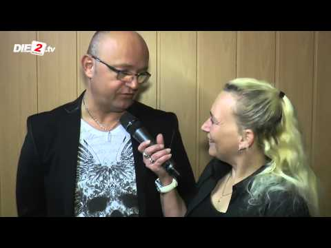 Interview mit Thomas Strack bei der Germany-Stream Party