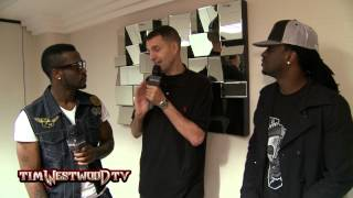 P-Square talks 'Chop My Money' on Tim Westwood TV