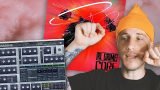"Download Lagu Design the Lead Line from RL Grime ""Core"" in Massive Mp3"