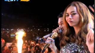 "Video Armada feat. Aura Kasih ""Pergi Pagi Pulang Pagi"" - Mega Konser Cerita Cinta MP3, 3GP, MP4, WEBM, AVI, FLV November 2017"