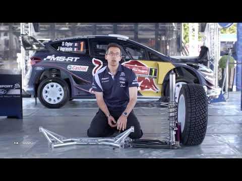 WRC - Vodafone Rally de Portugal 2018: TECH Special