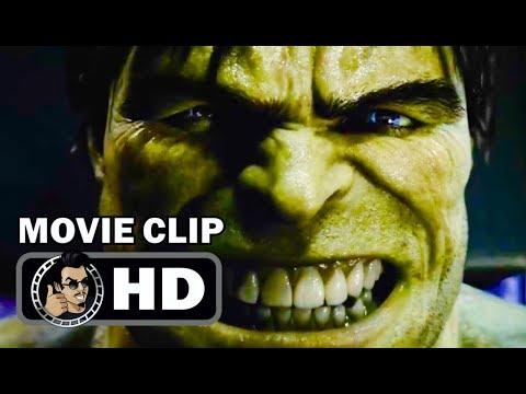 THE INCREDIBLE HULK Movie Clip - Antidote Test (2008) Edward Norton Marvel Superhero Movie HD