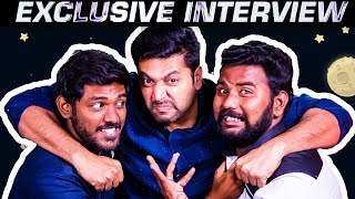 Video Jayam Ravi's Most Irritating Interview | Tik Tik Tik | Son Aarav | Nivetha Pethuraj MP3, 3GP, MP4, WEBM, AVI, FLV Januari 2018