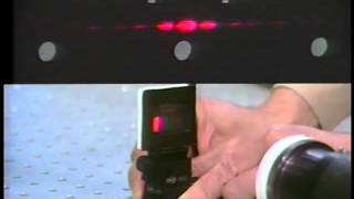 Optics: Fraunhofer Diffraction - Two Slits | MIT Video Demonstrations In Lasers And Optics