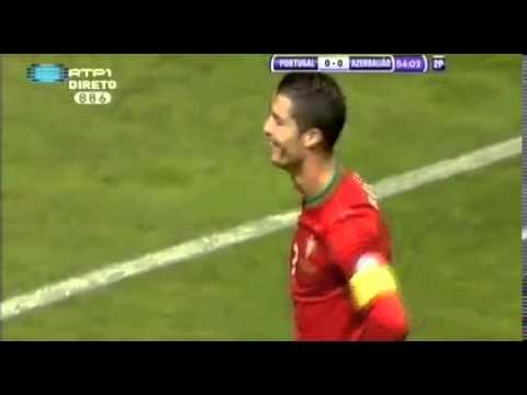 Portugal VS Azerbaijan 3-0 - World Cup 2014 Qualifiers - All Goals & Full Highlights HD