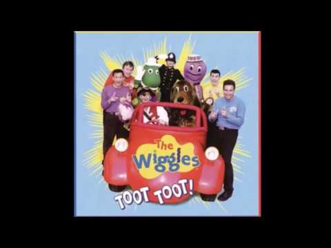 The Wiggles-Head, Shoulders, Knees And Toes