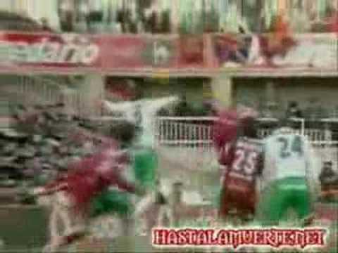 Varios goles de Kanouté