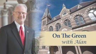 Last speech by Gallaudet president T. Alan Hurwitz
