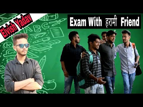 Exams 2018 ft. ELVISH YADAV : Exams Ka Mausam : Comedy Superfast