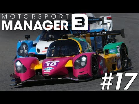 Motorsport Manager Mobile 3 Career Mode - Part 17 A NEW CHALLENGE IN ENDURANCE