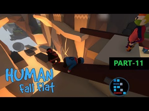 [Hindi] Human: Fall Flat | Funniest Game Ever (PART-11)