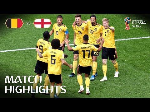 Belgium v England - 2018 FIFA World Cup Russia